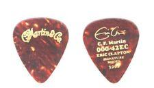 (Scarce!) C.F. Martin 1995 Eric Clapton 000-42Ec guitar pick Bin