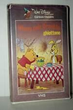 WINNY PUH ORSETTO GHIOTTONE FILM USATO VHS VERSIONE ITALIANA GS2 42615