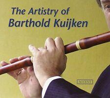 Kuijken - The Artestry of Barthold Kuijken (Works Transverse Flute) [CD]