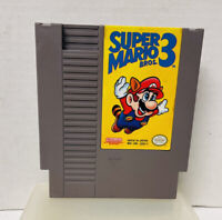 Super Mario Bros. 3 (Nintendo Entertainment System, 1990) Cartridge Only W/ Case