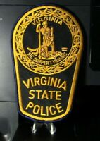 Retired Patch-Virginia State Police Patch