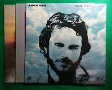 Lot Of 3 Jean-Luc Ponty LPs Upon The Wings Of Music Enigmatic Ocean Aurora