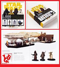 STAR WARS Livre 1000 Collectors Produits dérivés Statue buste bust diorama