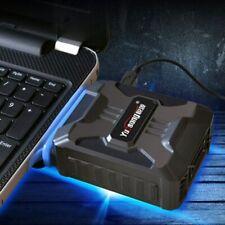 Mini Vacuum USB Laptop Cooler Air Extracting Exhaust Cooling Fan CPU Cooler
