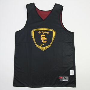 USC Trojans Nike Team Practice Jersey - Basketball Men's Black Used