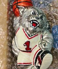 Slavic Treasures | Cincinnati Bearcats Basketball Ornament *New* Ncaa Glasscots