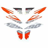 "KTM Kit grafiche ""Style"" super duke 1290 r 2017  COD. 61608999000"