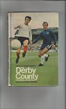The Derby County Football Book No. 2 Hardback Edition 1971