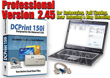 NOTEBOOK + DCPrint PRO 150i Card Software BUNDLE  for Datacard 150i Embosser