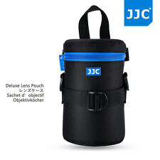 JJC 84x160mm Deluxe Lens Pouch Case Bag with Shoulder Strap for Nikon Canon Lens