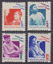 R90-93 Roltanding kinderzegels 1931 postfris (MNH)