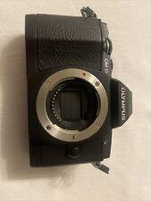 Olympus OM-D E-M5 16.1 MP Digital Camera Black (Body Only)