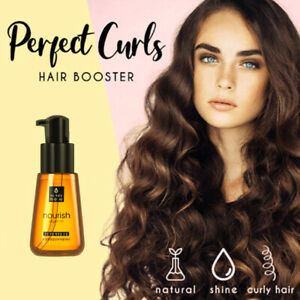 Super Curl Defining Booster Hair Fixing Perfume Hair Care Essence Oil Treatment