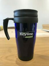 Thermal Mug Hot Warm Drinks Coffee Tea Travel Flask Cup Screw On Lid