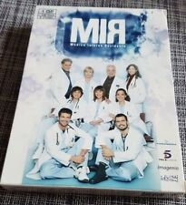 MIR MEDICO INTERNO RESIDENTE TEMPORADA 1 COMPLETA - 4 DVD - 899 MIN - 12 CAPS