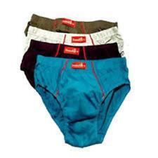 (pack of 18)VIP Men's Frenchie Plus Cotton Briefs Size 80cm - 110cm
