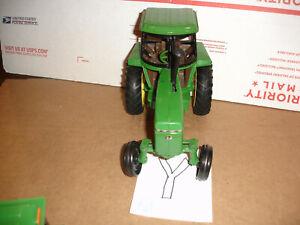 1/16 John Deere 50 series toy tractor