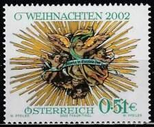 Oostenrijk postfris 2002 MNH 2401 - Kerstmis / Christmas