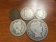 EARLY TYPE SET - 100 YEAR OLD - $20