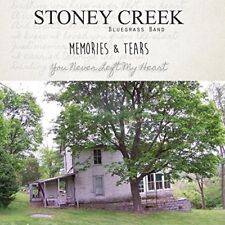 Stoney Creek Bluegrass Band - Memories And Tears [New CD] Professionally Duplica