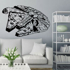 Large Wall Stickers Home Decor Removable Children Kids Decal Star Wars FAST POST