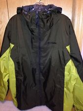 NWOT Columbia Wind Men's Jacket With Hood Size L