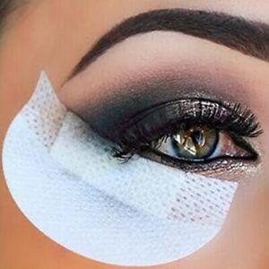 20 Parches Almohadilla De Sombra Protección De Ojos Profesional Maquillaje Mujer
