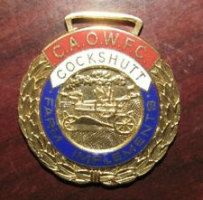 1993 Cockshutt Farm Implements St. Catherines, Ontario Canada Watch Fob