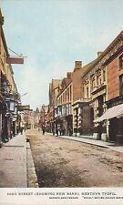 Merthyr Tydfil Printed Collectable Glamorgan Postcards