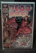 Deadpool #1 - Marvel Jan 1997 - High Grade NM 9.4 to 9.6 - First Issue Key - A01