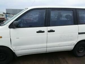 Toyota Spacia Left Front Door Glass SR40 02/1998-12/2001