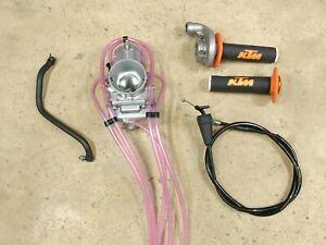 O2 sensore sonda lambda Tuning Ricambio Spina KTM 250 350 450 500 EXC-F//Six Days