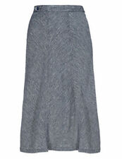 M&S Calf Length Viscose Casual Skirts for Women