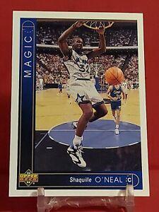 1993-94 Upper Deck #300 Shaquille O'Neal Magic HOF Shaq [PACK FRESH] 🏀