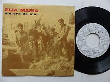 ELIA MARIA Com VICTOR JOSE e o seu conjunto  Ele era do mar CLAVE 46 PORTUGAL