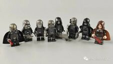 Knights of Ren (Set of 8) Star Wars Mini-figure. Fits lego and block - UK SELLER