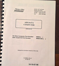 Penny & Giles Air Data Computer 90004 Install Manual
