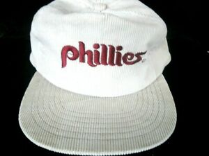 Vintage Philadelphia Phillies MLB Snap Back Cap New/Never Worn
