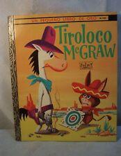 LITTLE GOLDEN BOOK SPANISH TIROLOCO QUICK DRAW McGRAW