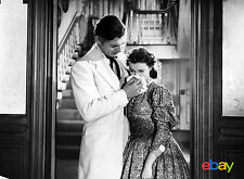 PHOTO AUTANT EN EMPORTE LE VENT - CLARK GABLE ET VIVIEN LEIGH - 11X15 CM  # 2
