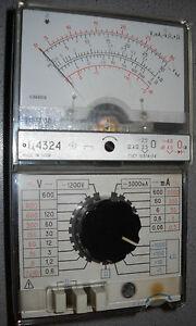 Russisches Multimeter Z4324 (U4324)