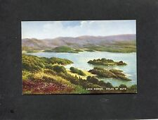 Postcard - c1930's Kyles of Bute and Arran Hills