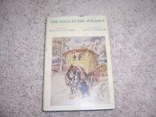 THE WIND IN THE WILLOWS by Kenneth Grahame/HCDJ/Children's/Fairy Tales/Illust.