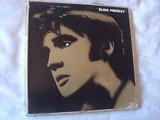 "ELVIS PRESLEY three x 12"" LP French box-set ""Coffret D'Or"", vinyl mint, poor box"