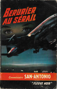 Bérurier au sérail- San-Antonio - Edition originale SP 427 - 1964