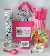 SHOPKINS PRE FILLED PARTY BAG PERSONALISED