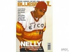 Nelly on Blues & Soul Magazine Cover 2000   Keith Sweat  Lionel Richie  Fourplay
