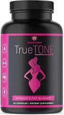 True Recovery TrueTONE Keto Salts Fat Burner for Women EXP 12/2022
