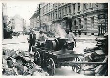 LJUBLJANA c. 1935 - Scieurs de Bois Ambulants  Slovénie - DIV 6561