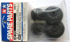 """Tamiya TB01, EVO, EVO 2 Evolution Ring Gear (Kegelrad & Diffgehäuse) """"NEW"""" 50912"""